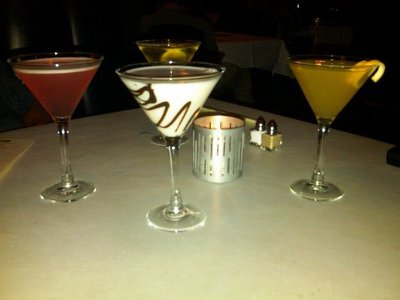 Martinis Above Fourth in Hillcrest