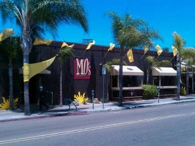 Urban Mos Bar and Grill in Hillcrest